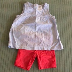 Infant 2 piece outfit